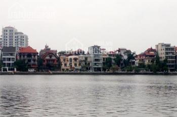 Bán nhà mặt Hồ Tây, Tô Ngọc Vân, Tây Hồ, lô góc, thang máy, 70m2, 5T, MT 11m, 26 tỷ, 0888337788