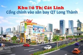 Sang ngay 2 lô mặt tiền dự án Cát Linh Long Thành, Quốc Lộ 51 - Thị Trấn Long Thành