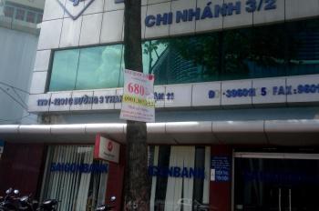 Bán nhà mặt tiền Lam Sơn P2 Tân Bình, DT: 7,2x17m, kết cấu 3 lầu cho thuê 55 tr/tháng