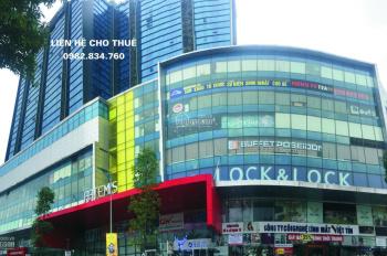 Cho thuê shop, ki ốt, kinh doanh giá thuê rất hấp dẫn tại TT thương mại cao cấp Artemis, Thanh Xuân