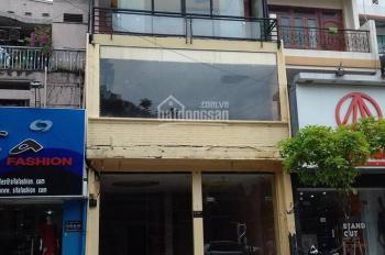 Nhà cho thuê nguyên căn mặt tiền 553A-B Nguyễn Tri Phương 9mx20m, 2 lầu góc. LH: 0939324242 A Thái