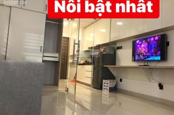 Căn hộ/officetel Saigon Royal cho thuê 1PN, 2PN full NT - 12 triệu/tháng, LH: 0938 418 298