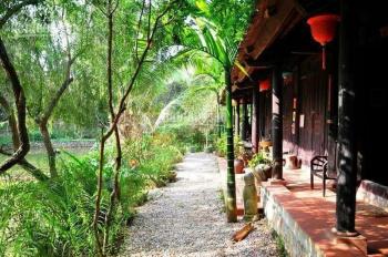 Bán khu resort ở Cư Yên, Lương Sơn, Hòa Bình. 75 tỷ