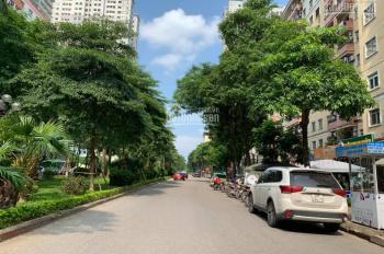 Bán biệt thự VIP nhất bán đảo Linh Đàm, DT 255m2, 5T, MT 12m, giá 25.5 tỷ
