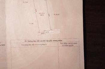 Bán 866m2, 2098m2 đất mặt đường Đại Lộ Thăng Long giá 3tr/m2