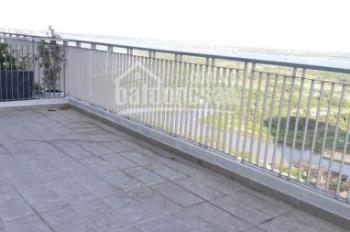 Cho thuê căn hộ sân vườn LuxGarden, 130m2, NTCB, giá 12tr. LH 0901303017