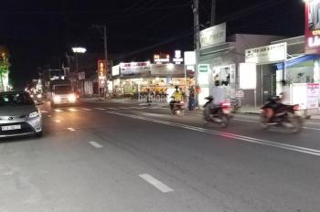 Cho thuê mặt tiền kinh doanh đường D33, khu dân cư Vsip I, Thuận An. DT: 5x20m, 2 lầu, 20 triệu/th