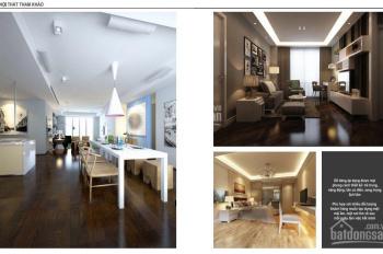 Cắt lỗ 6 căn góc  trung tâm Cầu Giấy chung cư Yên Hòa Condominium- LH 0919146336