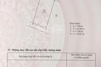 Bán đất Lệ Chi - Gia Lâm, cam kết đầu tư sinh lời, đường ô tô tránh, liên hệ: 0948421078