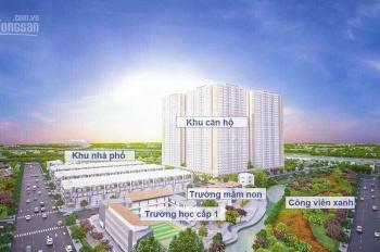 Cần bán căn nhà phố châu âu NBB3 Garden. Mặt tiền đường 22m, DT 5x18m, 90m2, xây 1 trệt 3 lầu