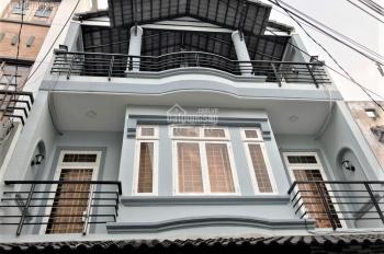 Cho thuê nhà 2.5 lầu HXH Đồng Xoài 7x10m - Cách chợ Hoàng Hoa Thám 100m (Giá 20tr)