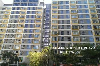 Bán căn hộ Sài Gòn Airport Plaza 2PN - 95m2, giá chỉ 3.9 - 4.1 tỷ, đủ nội thất. LH 0931.176.338