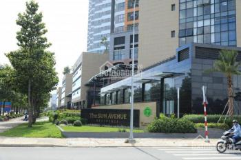Cho thuê shophouse The Sun Avenue LH 0848094838