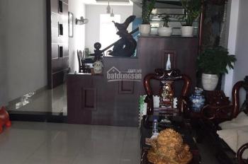 Cho thuê nhà mặt tiền 1 trệt 2 lầu đường số 7, Linh Trung