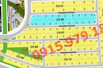 Hùng Cát Lái -  bán đất sổ đỏ Cát Lái khu C506, Tây Bắc, lô đẹp, giá tốt 42 tr/m2, LH 0915979186