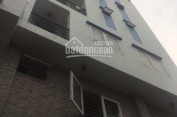 Cho thuê tòa 16 CHDV đường Phạm Viết Chánh, quận Bình Thạnh DT 10x22m giá 208,305 triệu/tháng