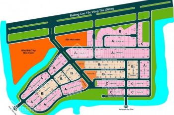 Bán đất nền đẹp KDC Bách Khoa,P. Phú Hữu, Q9, giá chỉ 20tr/m2, thổ cư 100%, XDTD, dân đông, SHR.