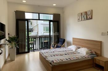 Cho thuê căn hộ dịch vụ 30m2, Quận 1, gần chợ Bến Thành, phố đi bộ Bùi Viện