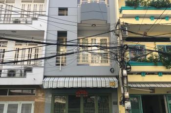 Bán nhà mặt tiền Nguyễn Chí Thanh Quận 5, DT 4.1x16m, 4 lầu, chỉ 1 căn duy nhất giá cực tốt