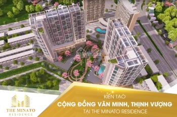 Mở bán căn hộ 2 phòng ngủ chung cư cao cấp 100% Nhật Bản, The Minato Residence với nhiều ưu đãi