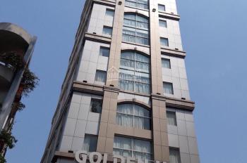 Chứng minh tài chính để sở hữu khách sạn 4 sao Golden Central Sài Gòn, thiết kế 1 hầm 12 lầu, 120PN
