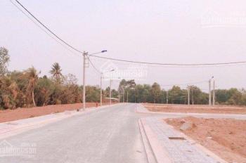 Bán gấp 2 nền đất ngay MT đường Phạm Hùng, Bình Chánh, giá 2.5 tỷ /nền, SHR. LH: 0707447985
