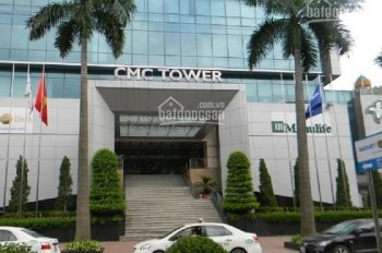 QL cho thuê văn phòng tại tòa CMC Tower Duy Tân, Cầu Giấy DT 100m, 150m2, 200m2, 1000m2, 0856655313