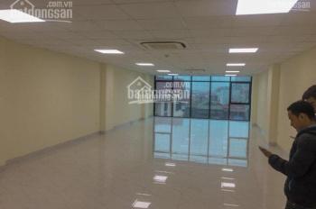 Cho thuê văn phòng Đống Đa phố 59 Láng Hạ, Thái Hà diện tích 130m2 - 150 m2 có chỗ để ô tô