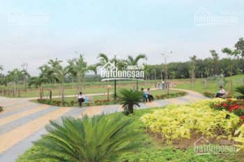 Bán lô đất 100m2 đường Nguyễn Thị Nhung, Q. Thủ Đức giá 1.3 tỷ sổ hồng TC 100% LH 0931512316