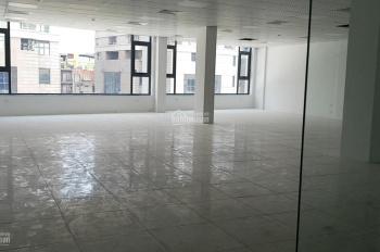 Cho thuê văn phòng đường Duy Tân, Thành Thái, sẵn vách kính trần sàn giá rẻ 230 ng/m2/th 0917881711