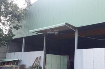 Cho thuê kho xưởng mặt tiền Quốc lộ 1A, quận 12, DT: 1700m2, 110tr/th