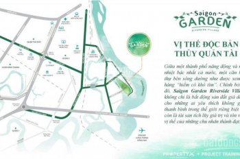 Nền biệt thự ao vườn giữa lòng Quận 9, diện tích 1000m2, giá chỉ từ 21 triệu/m2, LH: 0909811836
