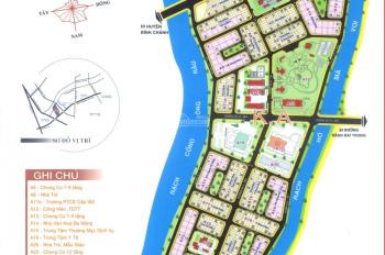 Đất nền dự án 13A Hồng Quang MT Nguyễn Văn Linh, Bình Chánh, sổ liền tay, 16tr/m2. LH 0796964852
