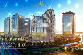 Chỉ thanh toán 25% sở hữu căn hộ ven sông SG, nội thất cao cấp Italia, LH 0989227120