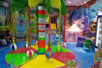 Cần sang nhượng lại khu kinh doanh trò chơi trẻ em và bán hàng