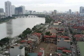 CC bán đất mặt ngõ 192 Đại Từ, hồ Linh Đàm, căn góc, 65m2, MT 5,5m. Đường 5m, 6 tỷ, 098.468.0809