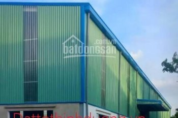 Cho thuê xưởng phường Khánh Bình - Thị xã Tân Uyên. Diện tích 1.5ha - Giá chỉ 2.8USD/m2