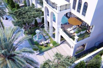 Bán biệt thự Sunshine Wonder Villas Ciputra Tây Hồ, S=(114 - 486)m2, giá 186tr/m2, LH 0369.398.998