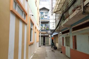 Bán nhà quận 4 Bến Vân Đồn 15m2 1 lầu, hẻm rộng đẹp, giá 1,95 tỷ, xe hơi gần tới nhà, LH 0932097292