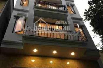 Bán nhà mặt phố Đặng Thùy Trâm, 7 tầng, nhà mới, đẹp, ô chờ thang máy, giá bằng phân lô