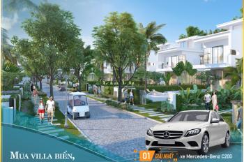 Shophouse, biệt thự Ven Biển Lagoona Bình Châu Hồ Tràm, tỷ lệ 70% - 30% lợi nhuận, CK 11%