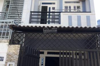Nhà 1 sẹc hẻm 41, Gò Cát, Phú Hữu, 1 trệt 1 lầu, DT  62.6m2, đã hoàn công, kiên cố, LH: 090185505