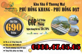 Cực sốc! Chiết khấu 01 cây vàng tại dự án Phú Hồng Khang - Phú Hồng Đạt - 0939470505