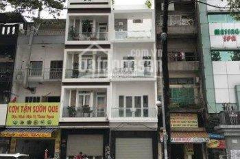 Bán nhà mặt phố Đông Hồ, P. 8, Tân Bình, DT: 4x17m, trệt 4 lầu, 13,5 tỷ (TL), khu chuyên vải lụa