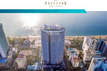 Chính chủ cần bán căn hộ 46.26m2 tầng 12, view trực diện biển tại tòa Panorama Nha Trang. Giá đợt 1