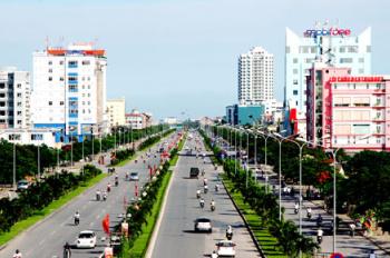 Bán đất 205m2 lô góc 2 mặt tiền thẳng trục khách sạn Sao Biển Lê Hồng Phong, Ngô Quyền, Hải Phòng