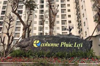 Cho thuê chung cư Ecohome Phúc Lợi, phường Phúc Lợi, quận Long Biên DT 68,6 m2, giá 7 triệu/tháng