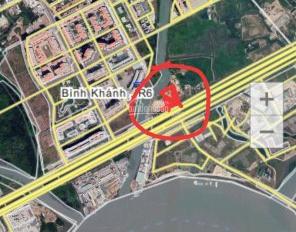 Bán lô đất đường Mai Chí Thọ, quận 2, diện tích 2000m2, full thổ cư, giá 280tr/m2