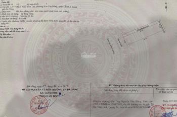 Bán đất đường Lê Kim Lăng, kề góc Lê Đại Hành 110m2 bán nhanh 5,2 tỷ. LH chính chủ 0931986655