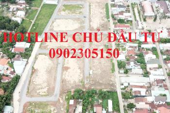Chính chủ sang ngay 2 lô mặt tiền dự án Cát Linh Long Thành, Quốc Lộ 51 - thị trấn Long Thành